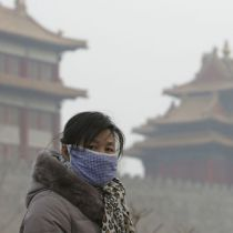 Beijing Pollution 'Hazardous'