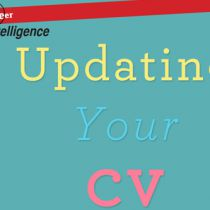 Updating Your CV – Career Coaching Tips