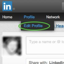Top 5 Ways To Improve Your LinkedIn Profile