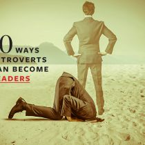 10 Ways Introverts Can Become Leaders