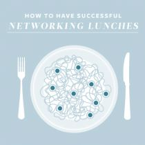 How To Have Successful Networking Lunches