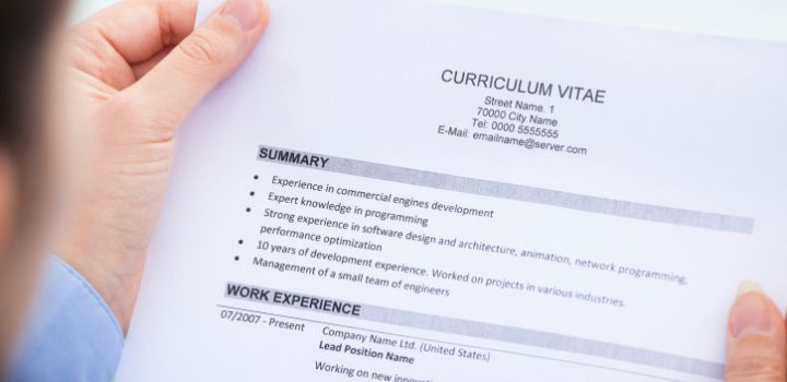 Why you aren't getting the job you want – The 8 most common executive CV questions answered