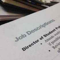 Always Look At Job Descriptions, Even If You Have A Job
