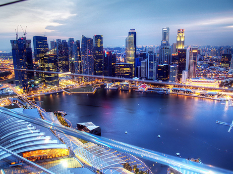 5 reasons why expats love Singapore.