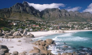 Cape Town, South Africa; Working in Africa.