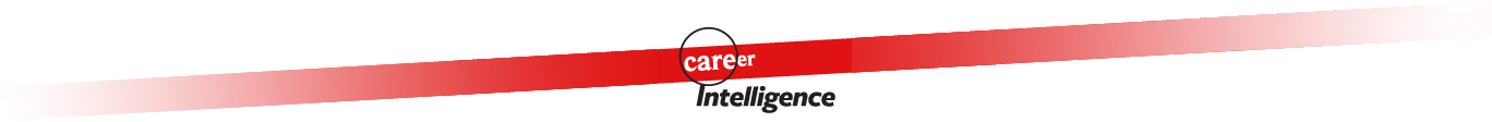 The Career Intelligence Blog