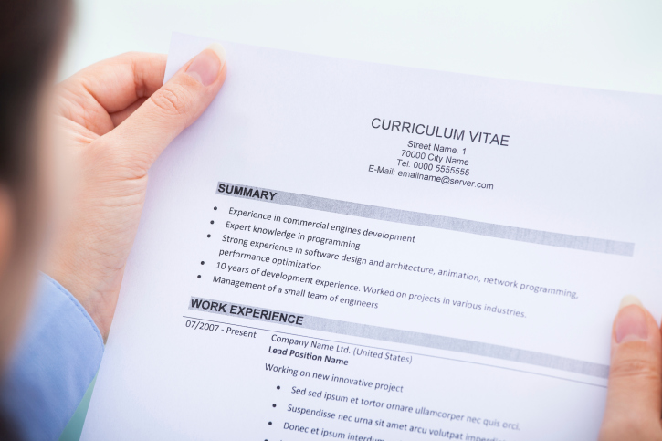 9 essential tips to develop your c level cv career intelligence blog