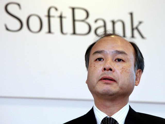 Masayoshi Son, Softbank