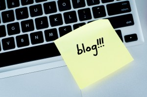 Become a thought leader through blogging.