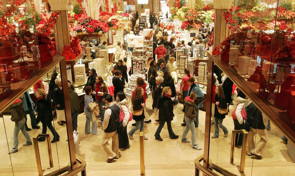 The most openings occur after the December holiday season.